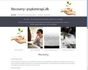 Recovery-psykoterapi