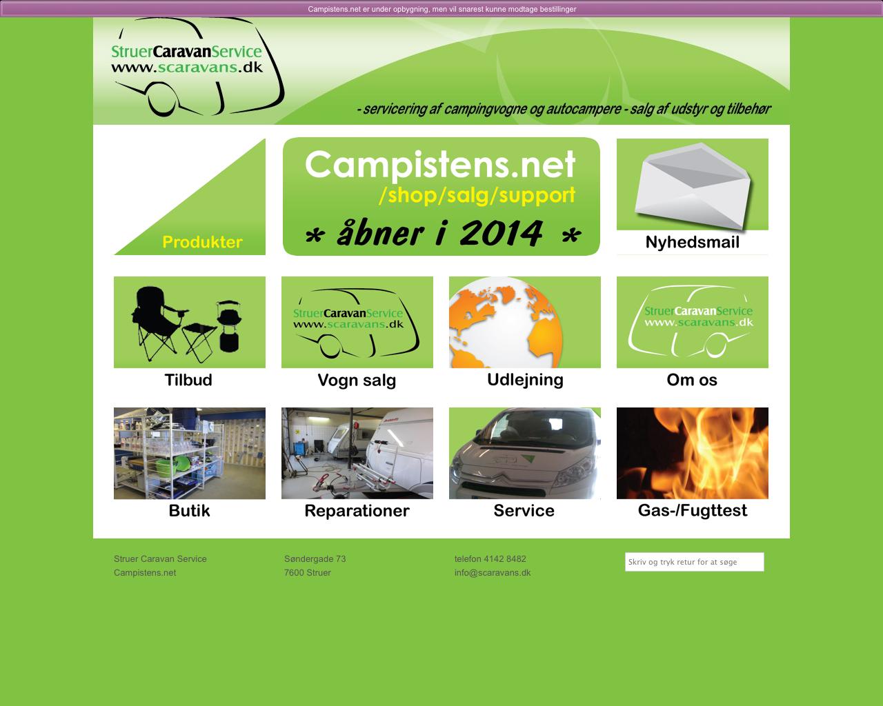 www til camping service